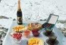 Меню для пикника на день рождения на природе зимой — что можно приготовить вкусного