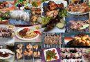 Меню для празднования дня рождения на природе летом — простые рецепты для пикника