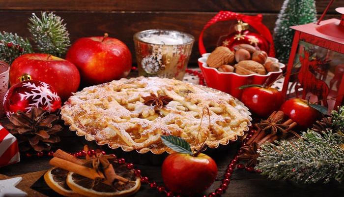 Новогодний пирог - очень вкусные и простые рецепты