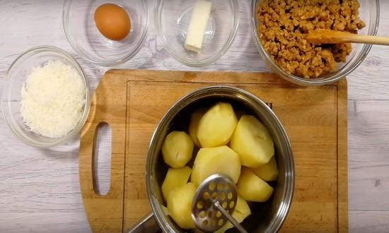 готовим продукты