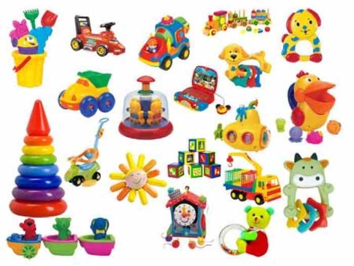 игрушки мальчику