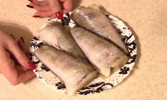 подготовить рыбу