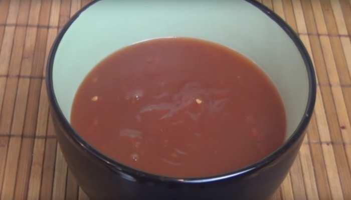 китайский соус для рыбы