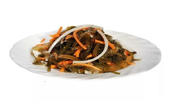 Рецепты салата из морской капусты в домашних условиях — как приготовить очень вкусный салат