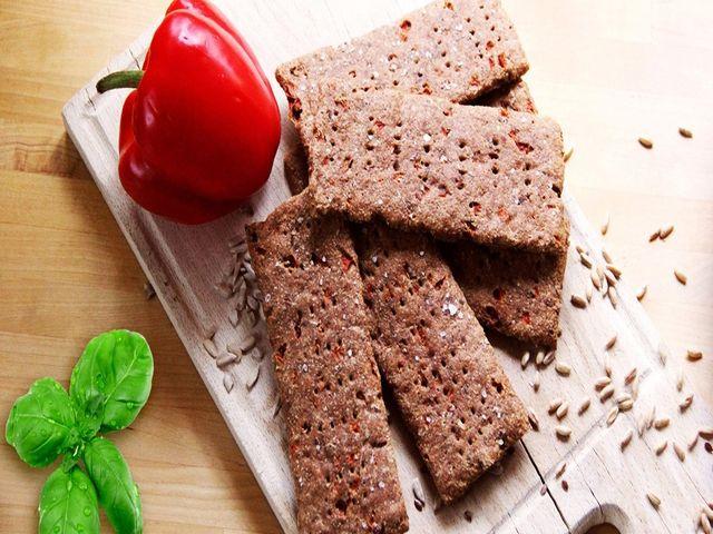 хлебцы из полбы