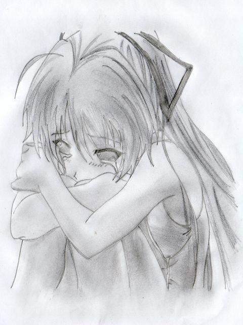грустное изображение