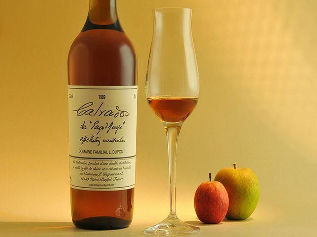 Calvados что это за напиток