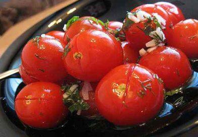 Рецепты малосольных помидор быстрого приготовления в домашних условиях