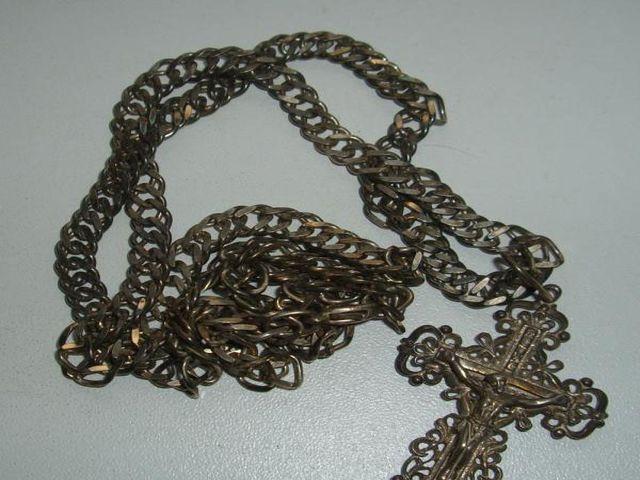 украшение из серебра