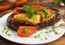 Рецепты фаршированных баклажан с мясным фаршем, запеченных в духовке