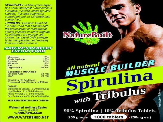 спирулина для спортсменов