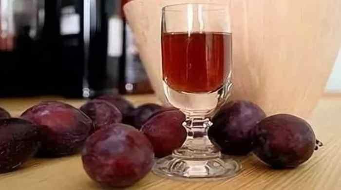 Вино из слив