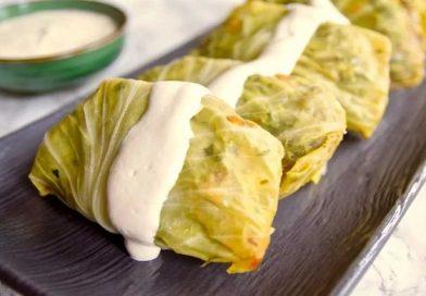 Вкусные голубцы из пекинской капусты в духовке — приготовление по простым рецептам