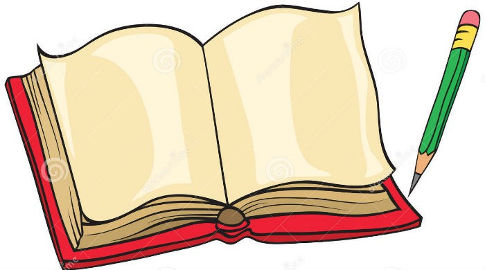 kak-risjvat-knigu Как нарисовать книгу карандашом поэтапно для начинающих