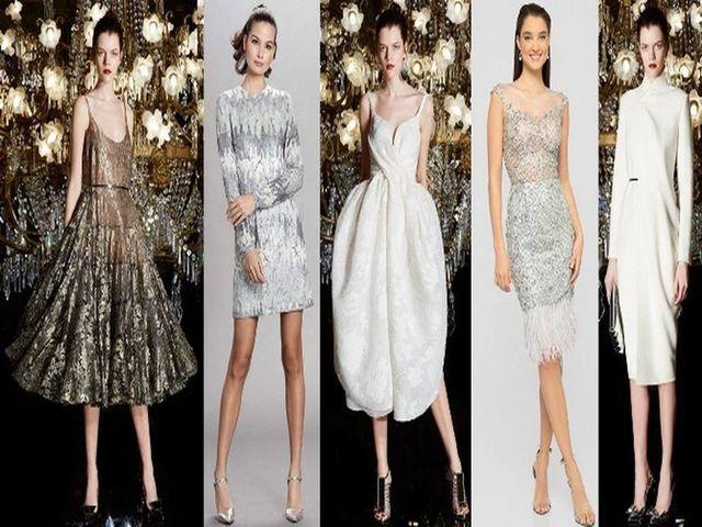 женские наряды на новый год