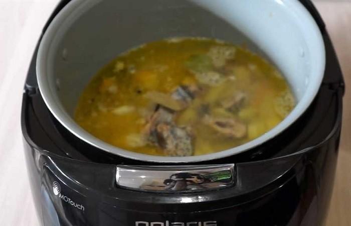 суп в чаше