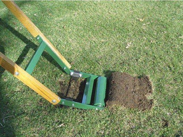 инструмент для газона