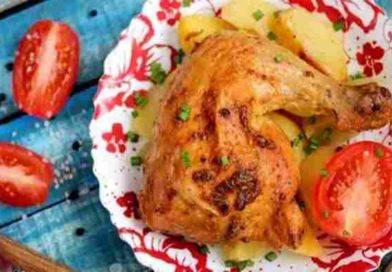 Куриные окорочка, приготовленные в духовке, самые вкусные рецепты