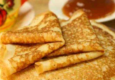 Блины на сыворотке, тонкие с дырочками — 9 рецептов вкусных блинчиков